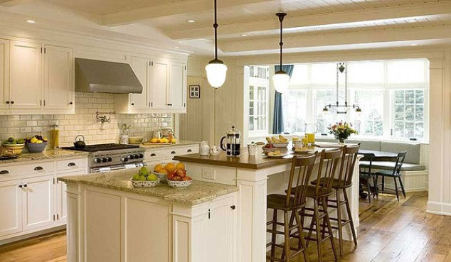 Best Small Kitchen Design With Island For Perfect: Best Kitchen Island Design For Small Space