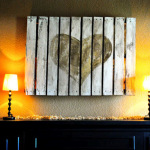 Wall Pallet Decoration