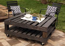Furniture Inspiration from Pallets