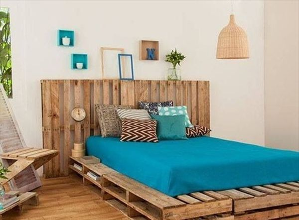 Pallet Bedroom Furniture