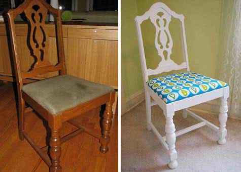 Furniture Redecorating Project
