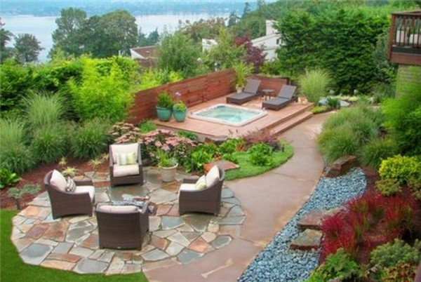 Small Backyard Big Ideas : Awesome Ideas for Backyard Design Guide  Decorate Idea