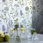Traditional Botanical Wallpapers