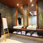 Awesome Natural Bathroom Style