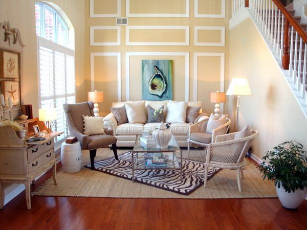Creating Chic Living Room