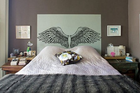 Great Drawn Headboard