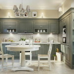 Lighting for Classic Kitchen Style