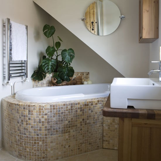 Natural Style Bathroom
