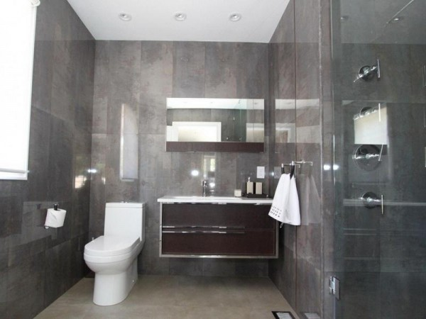 simple bathroom shower tile designs