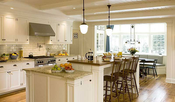 Superb Small Kitchen Island Design