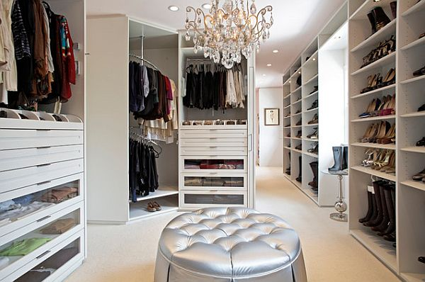 Tips in Organizing Walk-in Closet