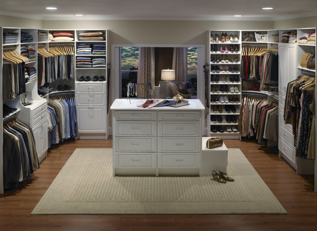 Walk-in Closet Tips