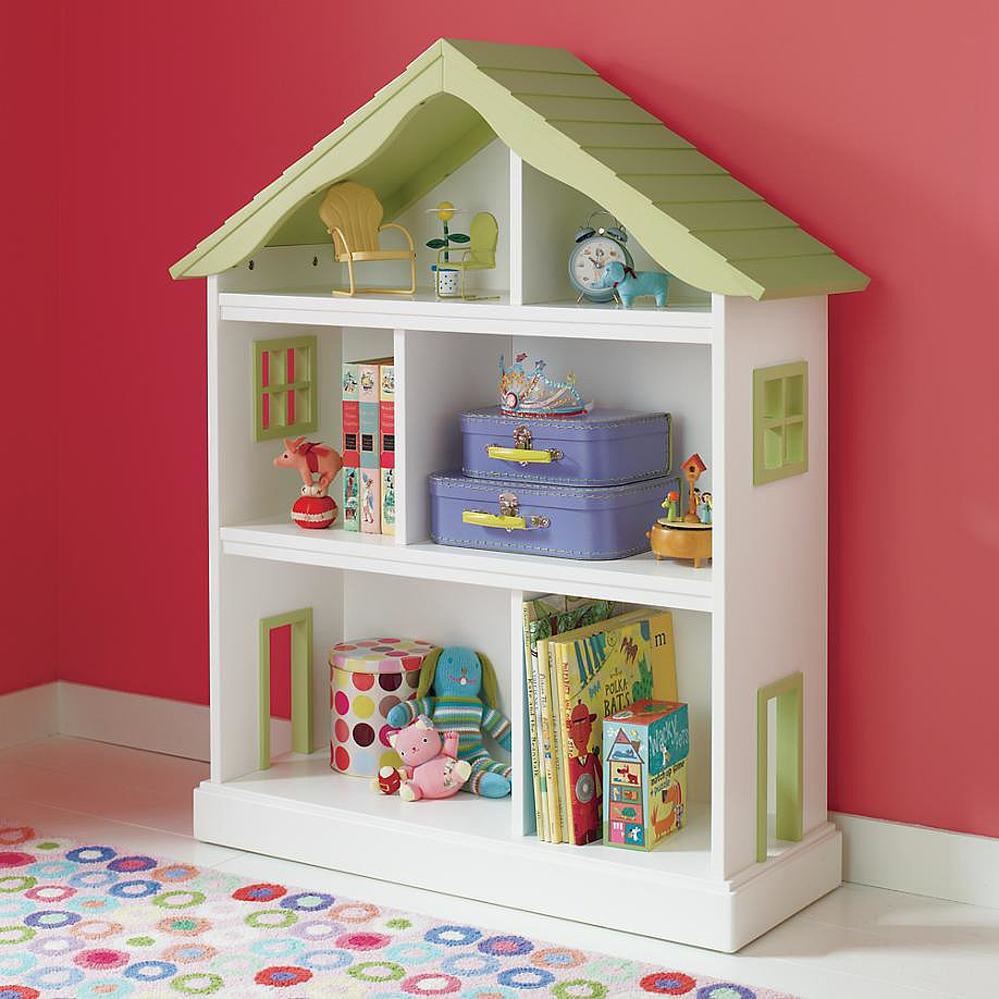 creative and colorful bookshelves for kids bookcase - Colored Bookshelves