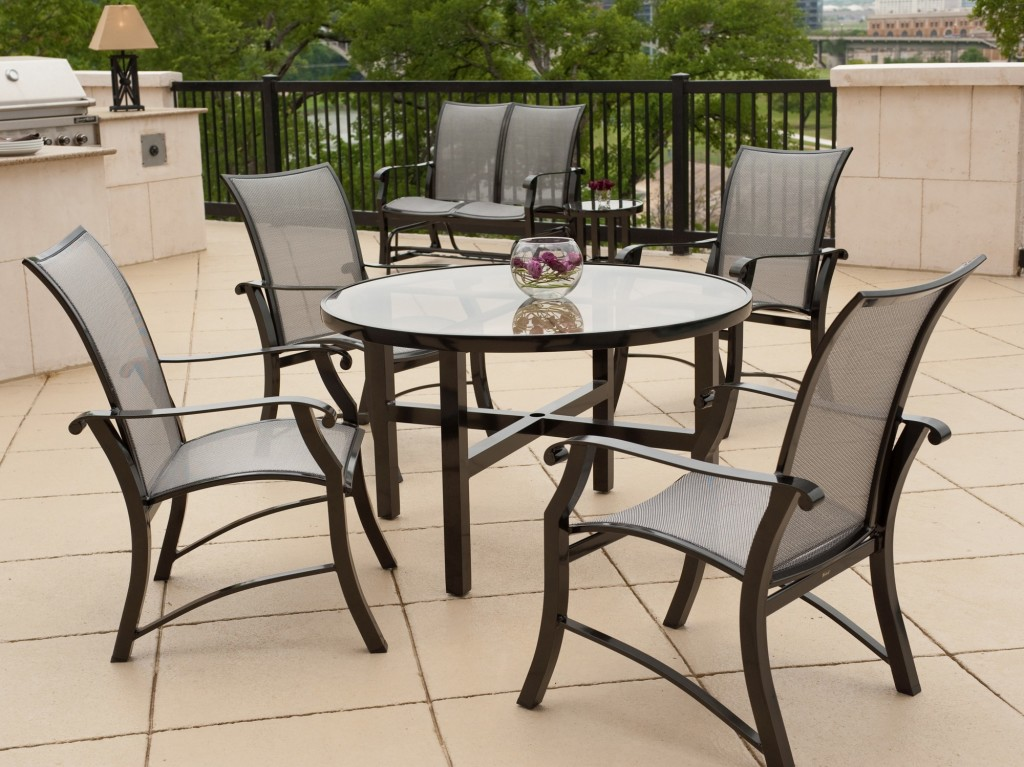 modern furniture style for patio