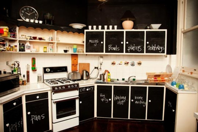 Different Ways To Apply Chalkboard Paint Ideas In Your Home Design Decorate Idea